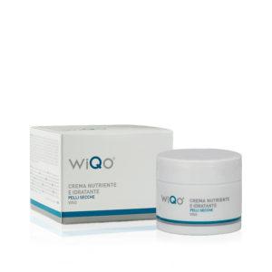 WiQo Nourishing and Moisturising Face Cream (For Dry Skin)